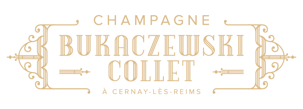 Logo Doré Champagne BUKACZEWSKI-COLLET