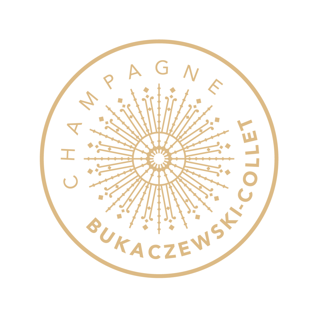 Médaillon Doré du Champagne Bukaczewski-Collet